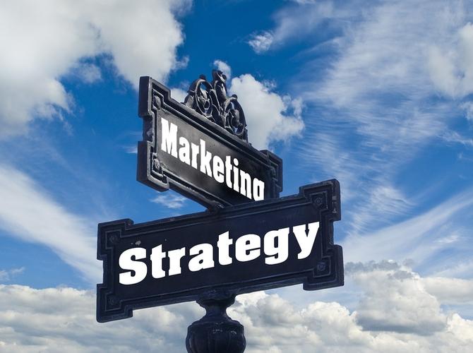 Marketing Strategy choices (image via Pixabay.com)